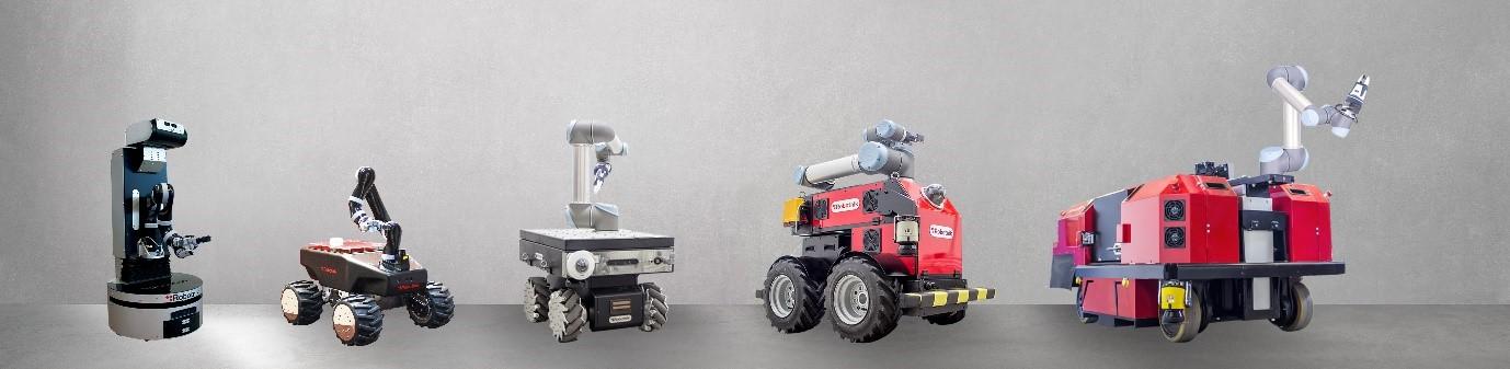 Robotnik Mobile Robots