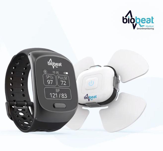 Biobeat Medical Smart Monitoring