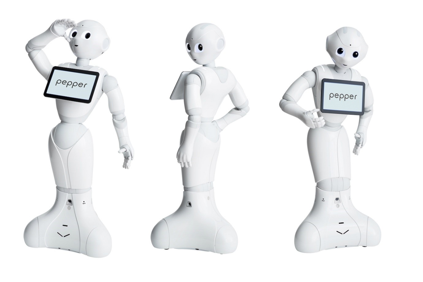 NAO and Pepper Personal Assistants