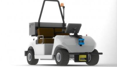 Robotnik Autonomous Transport Vehicles